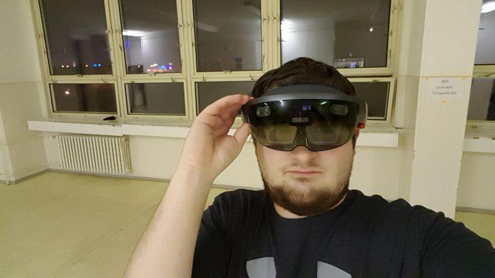 HoloLens CSI