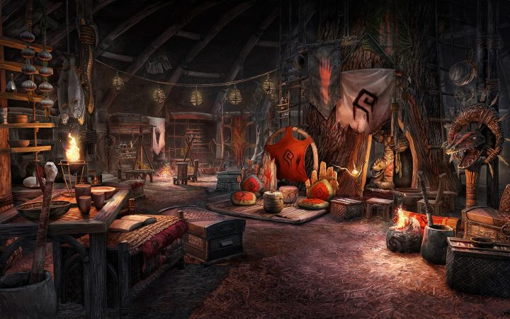 Homestead DLC Elder Scrolls Online