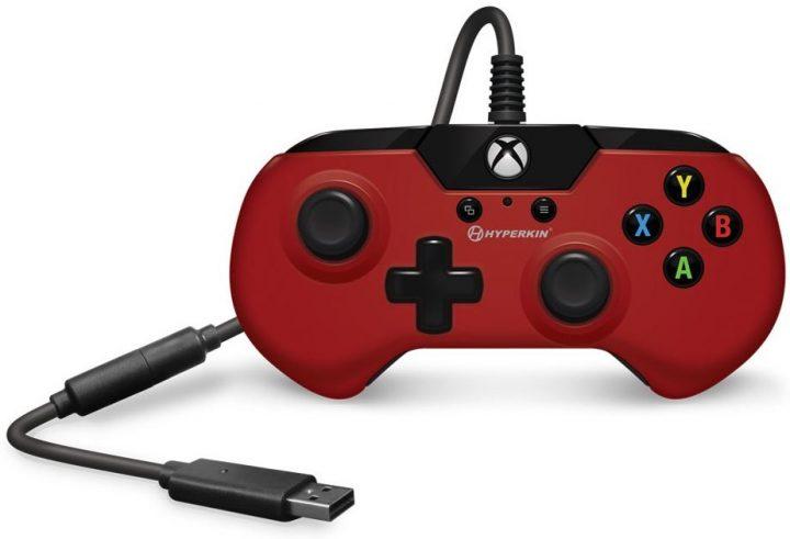 Hyperkin X91 Controller Red