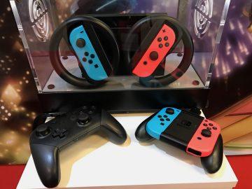 Nintendo Switch JoyCon Volant