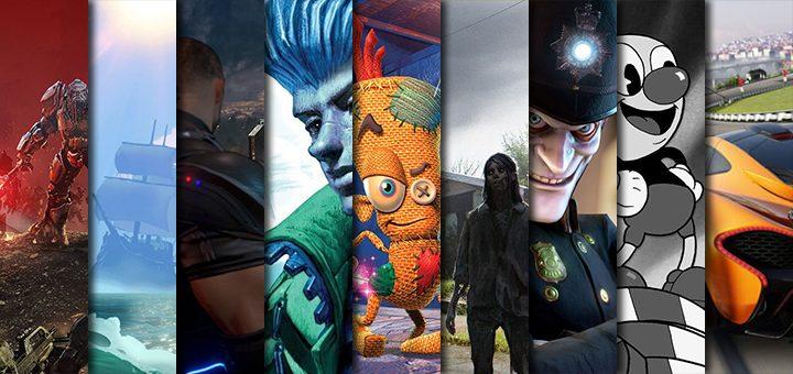 Xbox Exkluzivity 2017