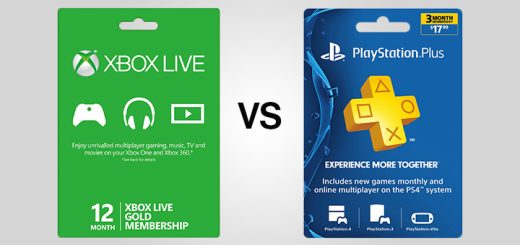 Xbox Live Gold vs PlayStation Network