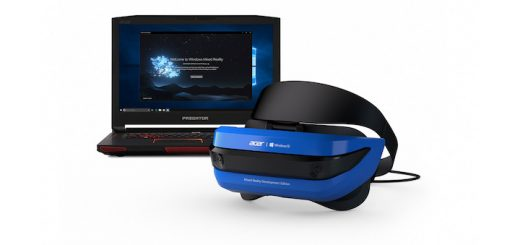 Acer Windows Mixed Reality Development Edition