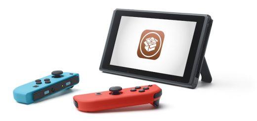 Nintendo Switch Jailbreak Cydia