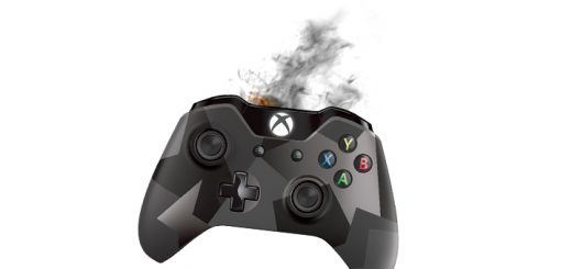 Xbox One Controller Fire