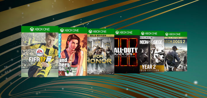 Xbox Store Europe Special Sale