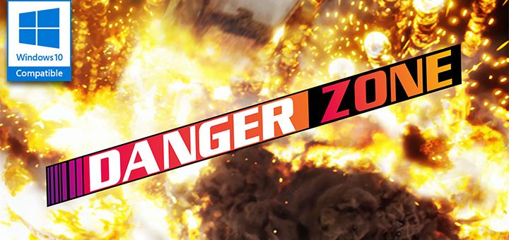 Danger Zone Windows 10