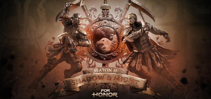 For Honor Shadow & Might