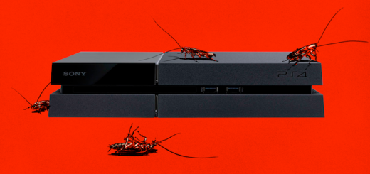 PS4 Cockroaches