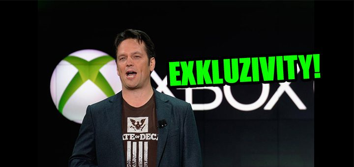 Phil Spencer Exkluzivity
