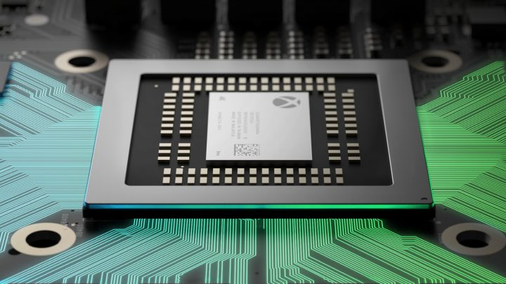 Project Scorpio SoC Xbox 4K
