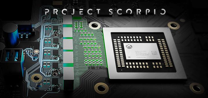Project Scorpio Teaser