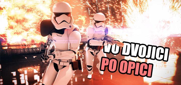 Star Wars Battlefront 2 Splitscreen