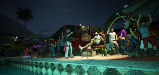 Ghost Recon: Wildlands Narco Road