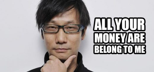 All Your Money Hideo Kojima