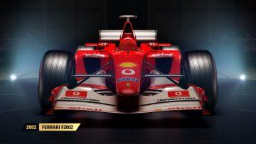 F1 2017 Ferrari F2002