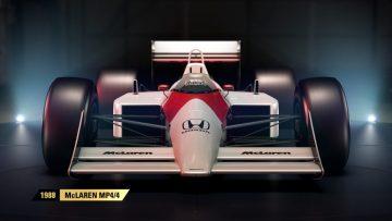 F1 2017 McLaren MP4
