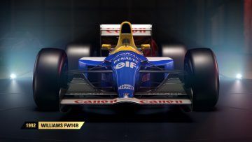 F1 2017 Williams FW14B