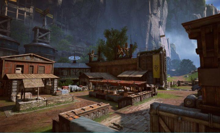 Gears of War 4 Dawn Map May 2017