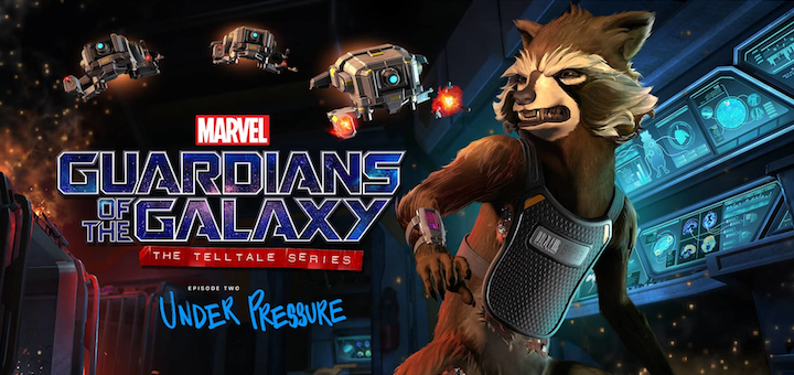 Guardians of the Galaxy Telltale Series Episode 2