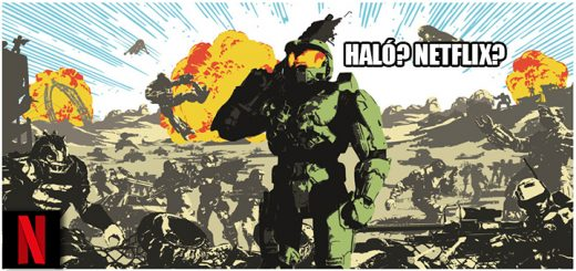 Halo Legends Netflix