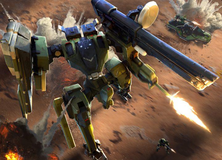 Halo Wars 2 Collosus