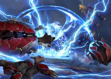 Halo Wars 2 EMP Mac Blast