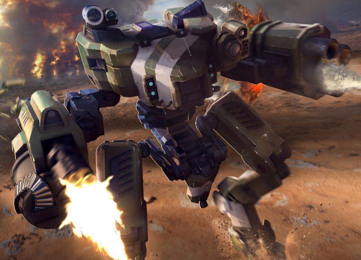 Halo Wars 2 Mantis