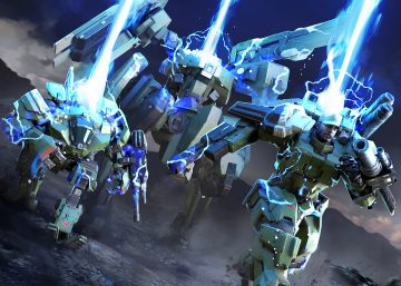 Halo Wars 2 Mech Overcharge