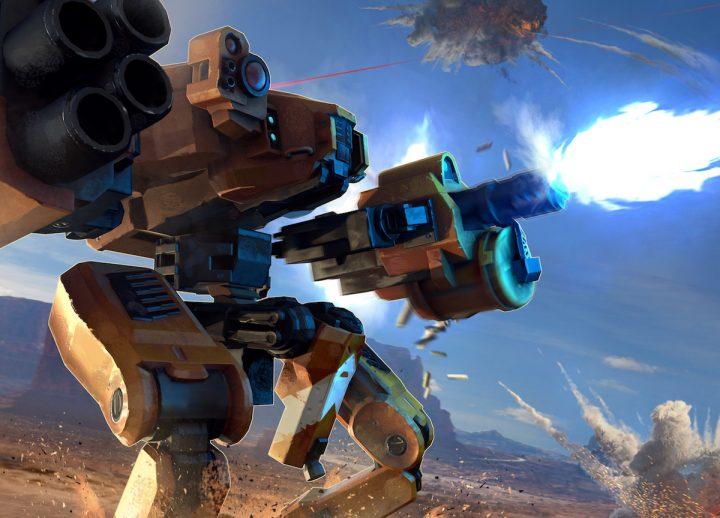 Halo Wars 2 Veteran Mantis