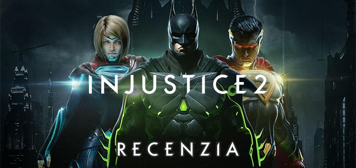 Injustice 2 Recenzia