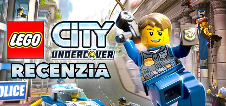 LEGO City Undercover Recenzia