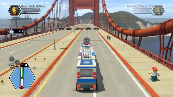 LEGO City Undercover Truck