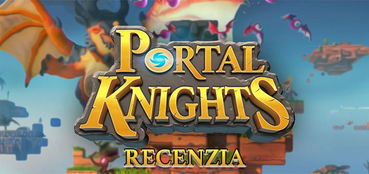 Portal Knights Recenzia