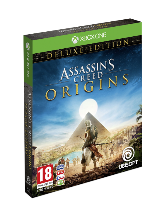 Assassin's Creed Origins (Deluxe Edition)