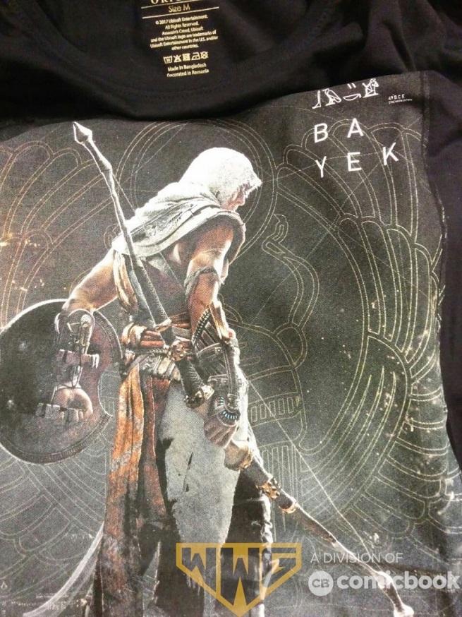 Assassin's Creed Origins 49BCE