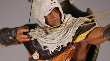 Assassins Creed Origins Legendary Bayek Statue
