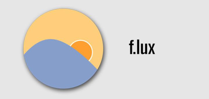 F.Lux Windows 10