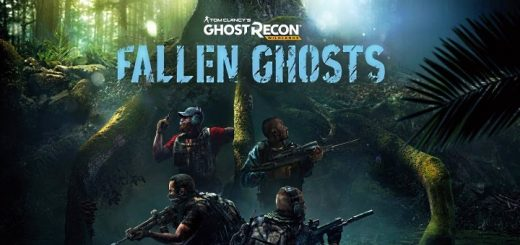 Ghost Recon Wildlands: Fallen Ghosts