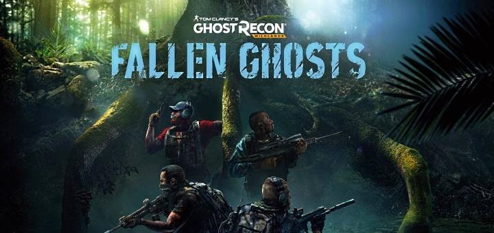 Ghost Recon Wildlands: Fallen Ghosts