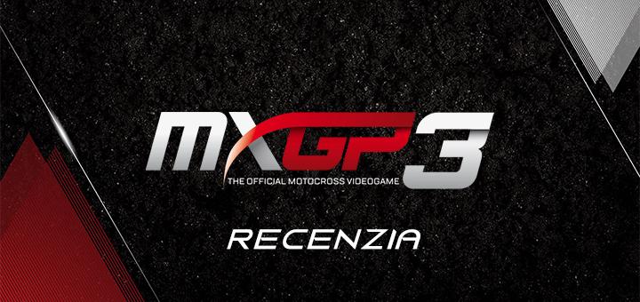MXGP 3 Recenzia