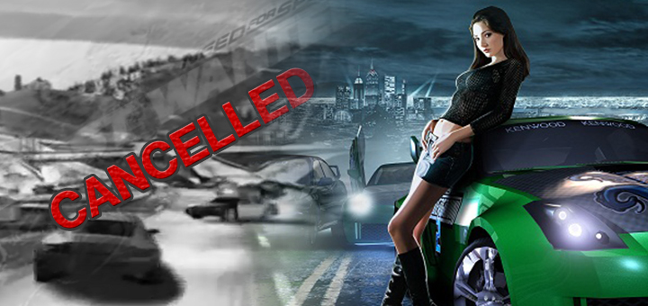 NFS Most Wanted Cancelled