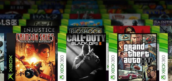 Original Xbox Backwards Compatibility