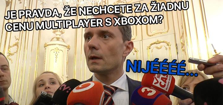 Prochazka Sony Minecraft