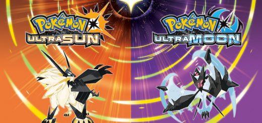 Pokémon UltraSun UltraMoon