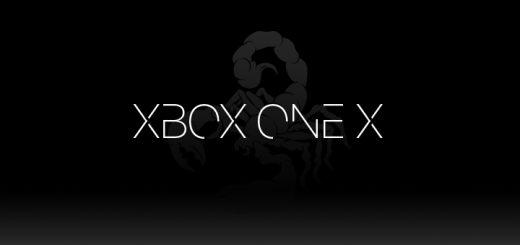Project Scorpio Xbox One X