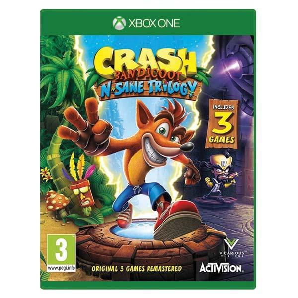 Crash Bandicoot Xbox One