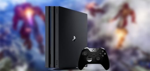 Anthem PS4 Xbox
