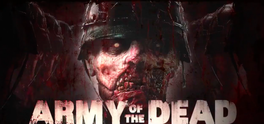 Army of the Dead COD WWII