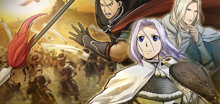 Arslan Warriors of Legend